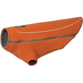 Ruffwear Climate Changer Bluza polarowa, canyonlands orange